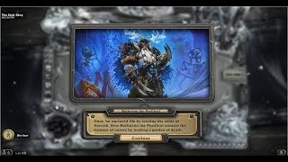 [Hearthstone] Druid Vs Lich King (jades)