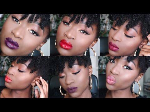 lipstick-lookbook-(nyx-matte-lip-cream+intense-butter-gloss)|-irene-asamoah