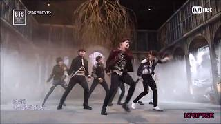 BTS - FAKE LOVE [Stage Mix] KPOPT&E