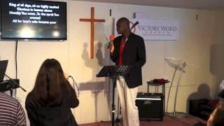 Victory Word Church Tokyo Worship 131117