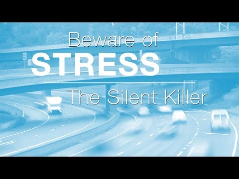 Beware Of Stress The Silent Killer | Dr. Robert Cassar
