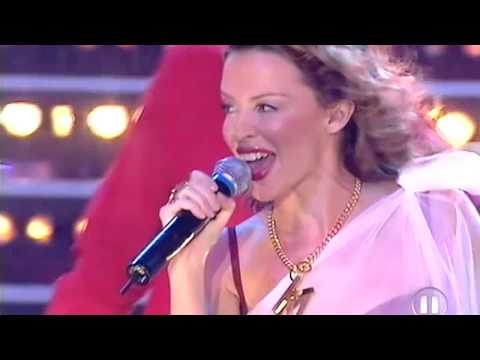 Kylie Minogue - Can't Get You Out Of My Head (Live MTV 11.08.2001) [1440 HD]