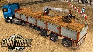 Ładunki wybuchowe! - Euro Truck Simulator 2 | (#9)