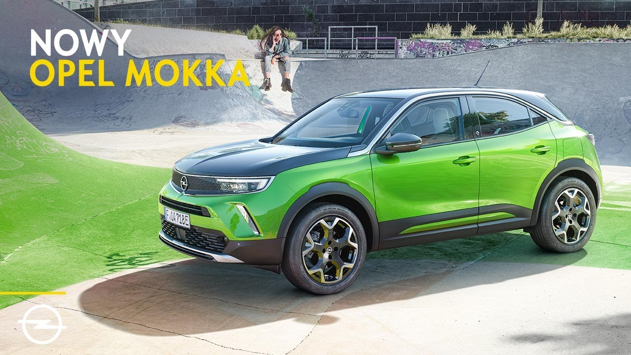 Odważny i czysty - nowy Opel Mokka