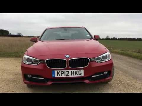 BMW 320d 2012 F30 Full test and ownership review