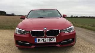 BMW 320d 2012 (F30) Full test and ownership review