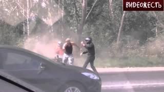 ДАЛЬНОБОЙЩИК vs ХРУСТИК. А ты за кого? ))))