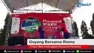 Download Video Serunya Goyang Bersama Risma | Tribun Bali Melangkah Bersama Paramex MP3 3GP MP4