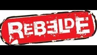 CD REBELDE - VERSÃO MEXICO