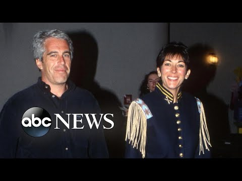 Jeffrey Epstein confidante reportedly resurfaces in LA  ABC News