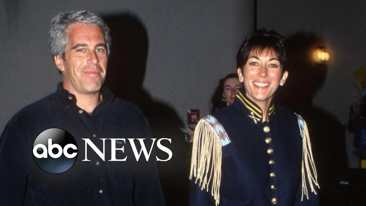 Jeffrey Epstein confidante reportedly resurfaces in LA | ABC News