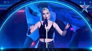 JAZZY te dejará FLIPANDO con su PROPUESTA LÍRICA y POP | Semifinal 1 | Got Talent España 5 (2019)