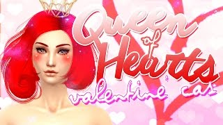 The Sims 4: Create A Sim  - Queen Of Hearts