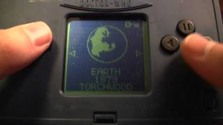 Doctor Who LCD Adventure Game Review | Ashens