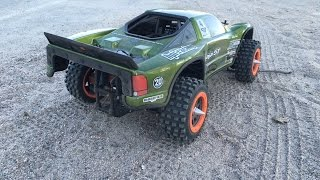 HPI Brushless Baja 5t XL X 800KV