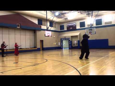Russian song Korobushka Bear dance Zionsville IN