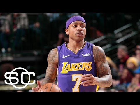 Isaiah Thomas' Lakers debut gives team what they needed   SportsCenter   ESPN
