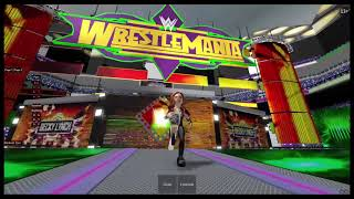 Roblox : WWE - Becky Lynch Entrance