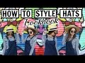 How to Style Hats | Casual Outfit Ideas!