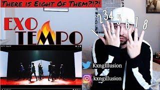 *BLINKARMY* FIRST TIME REACTING TO EXO!!!!- EXO - Tempo | REACTION