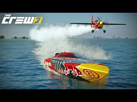 The Crew 2 - Episode 5 - Boat VS Plane Race (Sponsored)