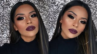 Sarahy Delarosa here with a full face drugstore holiday makeup tuto...