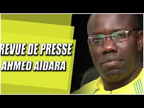 Revue de Presse Ahmed Aidara du Mardi 14 Septembre 2021 sur Zik Fm