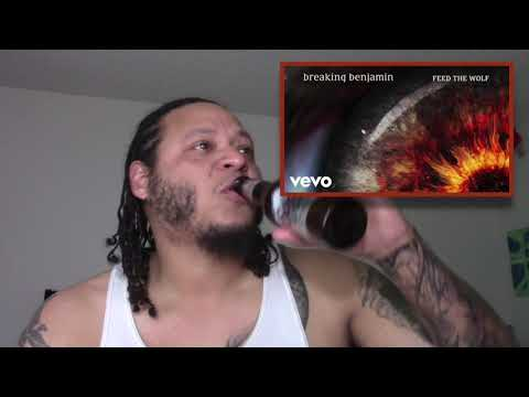 Breaking Benjamin - Feed the Wolf Reaction