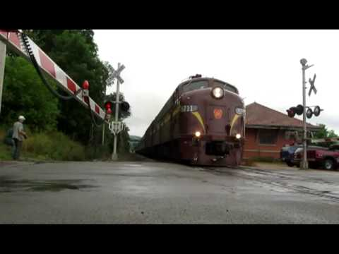 The Pacific Limited- Bath, NY to Cambridge Springs, PA