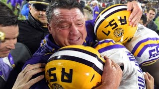 THE GAME OF THE YEAR 🔥 LSU defeats Alabama in UNFORGETTABLE MATCHUP!