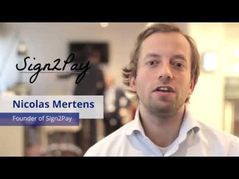 Nicolas Mertens, Sign2Pay - SEP Matching Event - Paris 2014