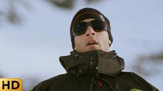 Ксандер взрывает снежную лавину. Три Икса.
