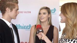 Neels Visser and Alissa Violet Interview
