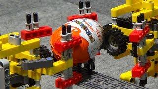 LEGO : Complication Surprise Egg Machine , Ü Ei Maschine fail by üfchen
