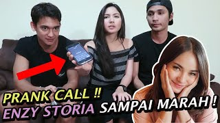 Mila's Prank Call: Enzy Storia & Marcell Darwin