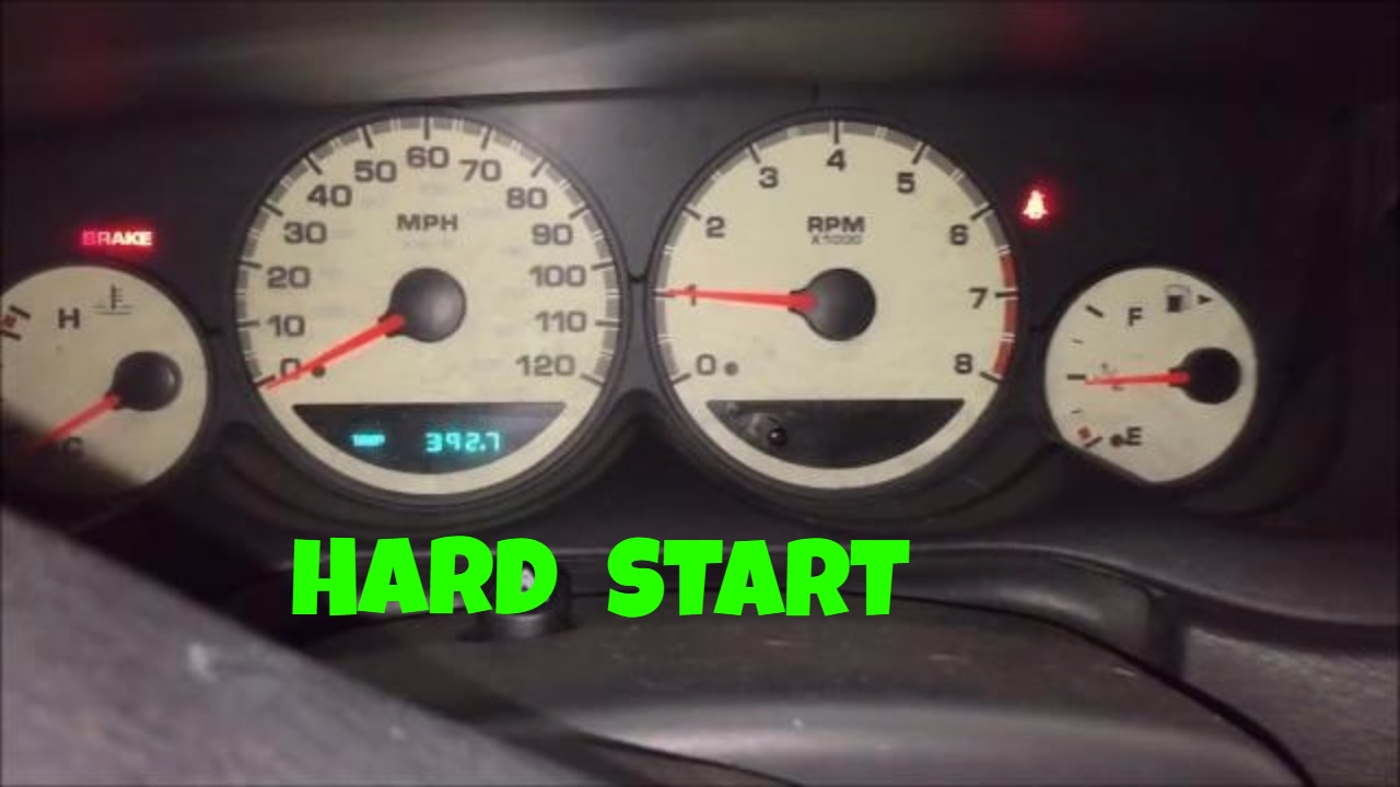 2000 2002 Dodge Neon Starting Issue Fuel Pressure Regulator Wiring Diagram For Auto Meter Tach To Hook Up A 1995 Ram 1500 Replacement Installation Video