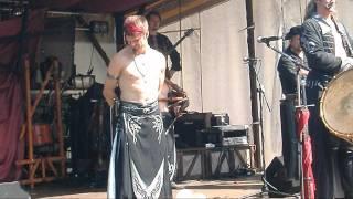 Saltatio Mortis Ansage + Ecce Gratum LIVE MPS Dortmund 18.06.2011