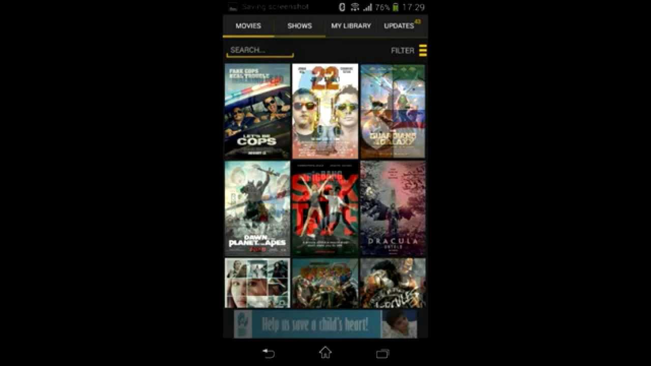 Showbox Free Movies And Shows On Your Android Youtube