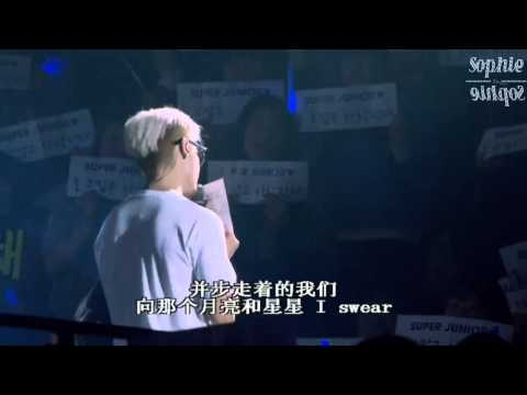 [中字] Super Junior SS5 DVD - VCR + Marry U + Ending