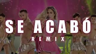 SE ACABO REMIX - J MENA ✘ FACU FRANCO DJ