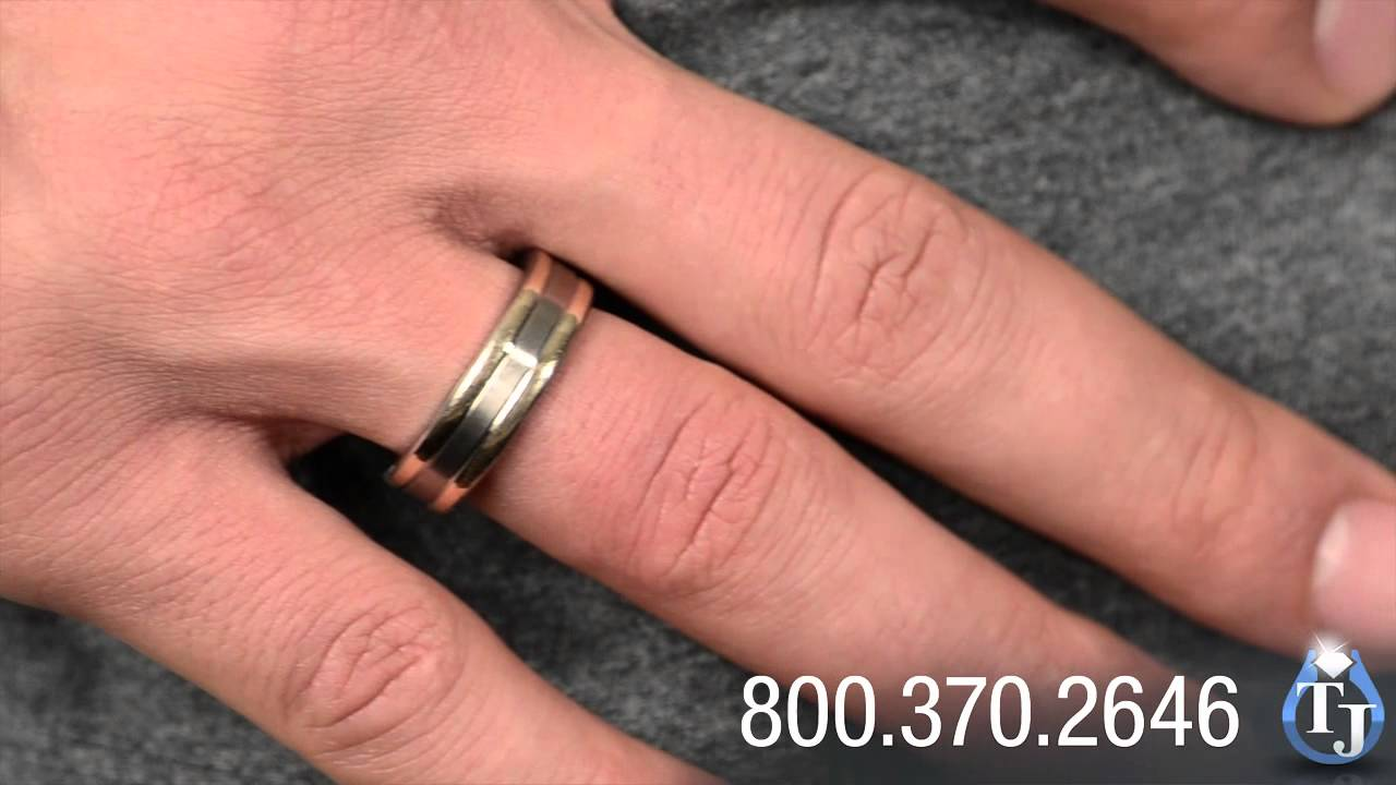 Which Hand Wedding Band Man - Unique Wedding Ideas
