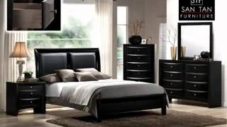 Black Bedroom Furniture Gallery