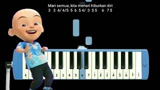 Download Not Pianika Goyang Upin Upin