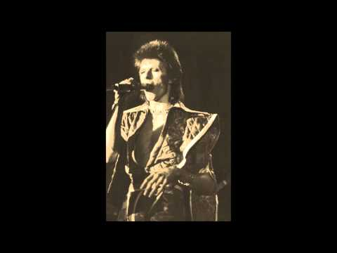 David Bowie - Quicksand/Life On Mars/Memory of a Free Festival medley [1973,Glasgow 18 May]