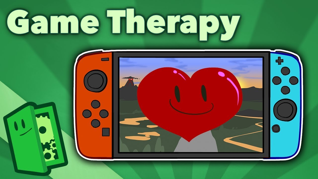 Download Game Therapy - How Can Games Improve Mental Health? - Extra Credits