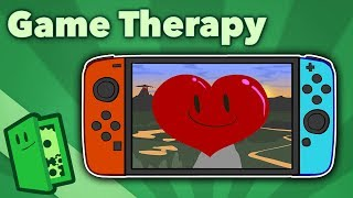 Game Therapy - How Can Games Improve Mental Health? - Extra Credits