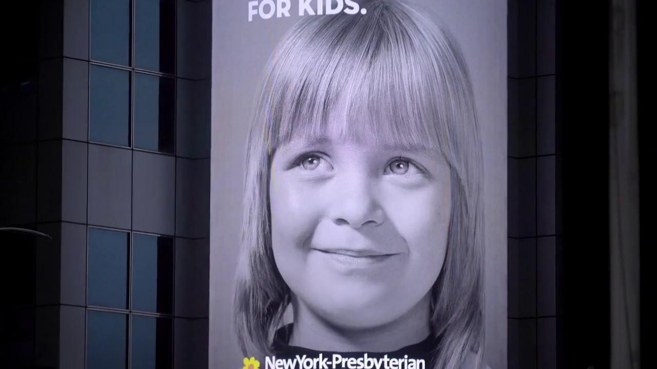 Lights On Broadway - New York Presbyterian Morgan Stanley Children's  Hospital | Morgan Stanley
