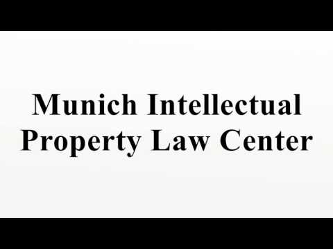 Munich Intellectual Property Law Center