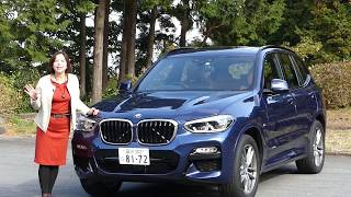BMW X3 心浮き立つSAV Test Drive