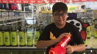 [รีวิว]ปืนnerf mega magnus